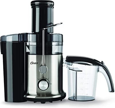 Extractor de jugos Oster® 2 velocidades 1.25L. Color plateado