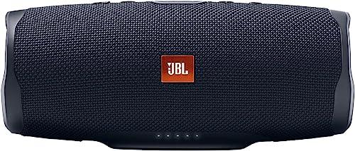 lowest JBL 2021 Charge 4 - Waterproof Portable popular Bluetooth Speaker - Black online