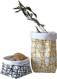 Corbeille à pain, Panier cadeau, Organisateur pour stocker tout,Stockage du courrier BeccaTextile.