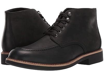 Bostonian Walker Mid (Black Leather) Men