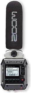 Zoom Video Microphone - Field Recorder/Shotgun Mic (F1-SP)