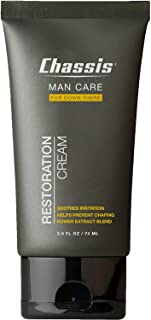 Chassis Restoration Cream, Moisturizing, Chafing-Relief Solution