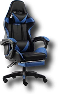 Computer Gaming Chairs for Adults with Footrest - Ergonomic Design, Gaming Computer Chair for Adults, Gamer Chairs, Video ...