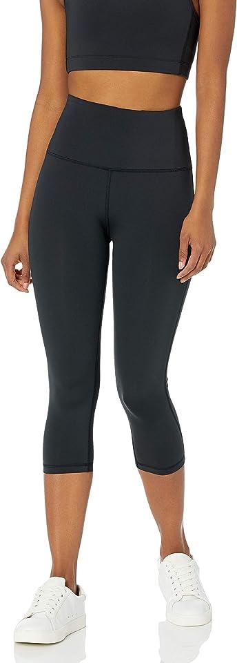 Women's High Rise Capri Every Day Fitness Legging