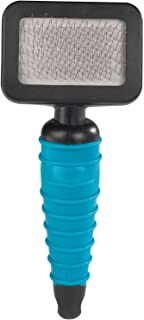 """Master Grooming Tools Ergonomic Slicker Brushes — Molded Brushes for Grooming Dogs - Extra Small, 2¾"""" x 2"""""""