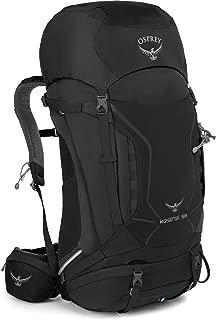 Osprey Kestrel 48 Ash Grey M/L Hiking Backpack Bag
