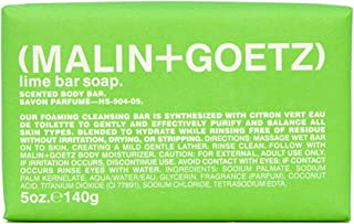 Malin + Goetz Lime Bar Soap, 5 oz