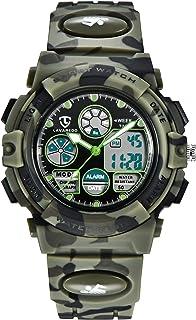 Amazon.co.uk: Green Wrist Watches Boys: Watches