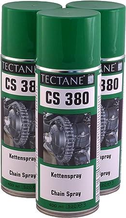 Tectane Kettenspray Cs380 12x 400ml Auto