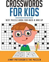 Crosswords for Kids: Best Puzzle Book for Ages 8 and Up