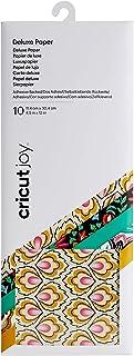 Cricut Papier Deluxe Cricut Joy™ à base adhésive, par Design