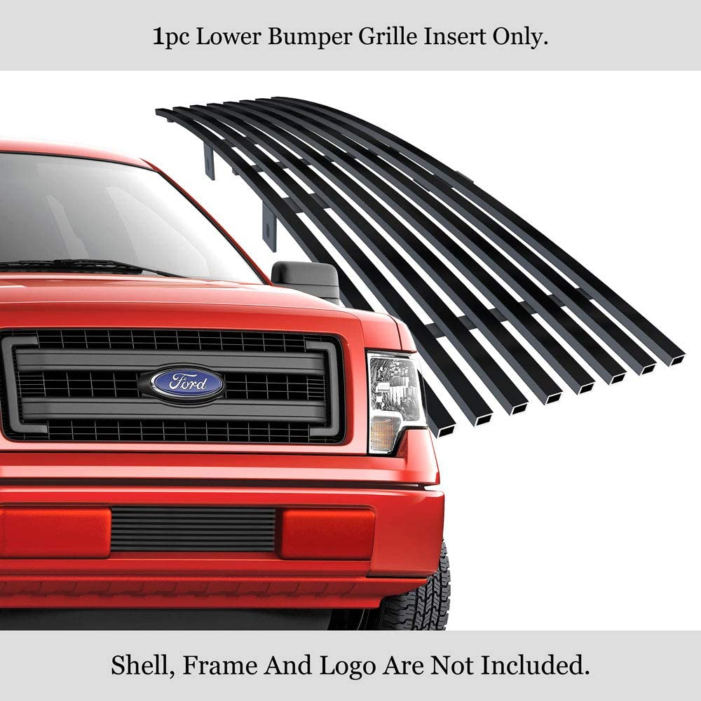APS Compatible Our shop OFFers the best Purchase service with 2009-2014 F-150 Bumper Steel Lower Stainless
