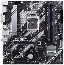 ASUS Prime B460M-A LGA 1200 (Intel 10th Gen) Micro ATX Motherboard (Dual M.2, 1Gb LAN, USB 3.2 Gen 1 Ports, HDMI, DisplayP...