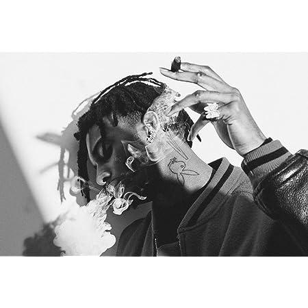 T-49 ASAP Rocky At Long Last Rapper Hip Hop Music Album 20 24x24 Poster