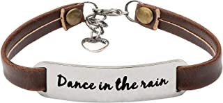 UNQJRY Bracelets for Girls Inspirational Gifts for Women...