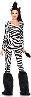 spandex zebra