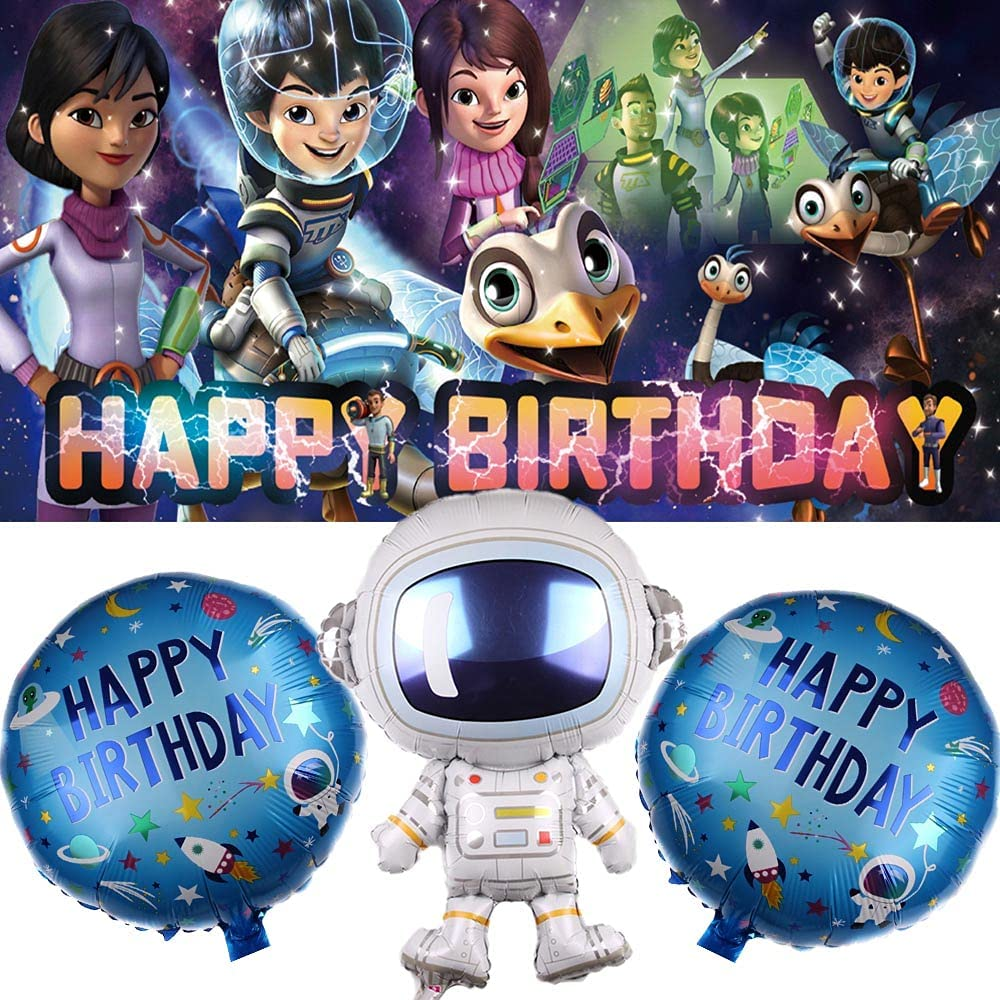 Miles From Tomorrowland Party Brand Cheap Sale Venue For Boy All stores are sold Supplies Decorations