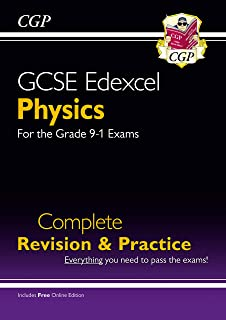 Grade 9-1 GCSE Physics Edexcel Complete Revision & Practice with Online Edition