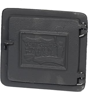 Mutual Industries 26-003 Cast Iron Clean Out Door, 10