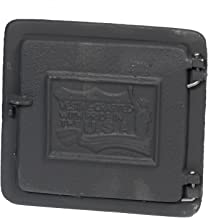 Mutual Industries 26-004 Cast Iron Clean Out Door, 12