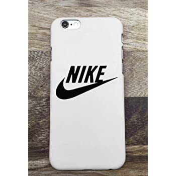 iPhone 6 6s Just Do It Logo de Protection Coque, Hot Logo Cover Coque for Apple iPhone 6 6s (4.7 inches), (Blanc)