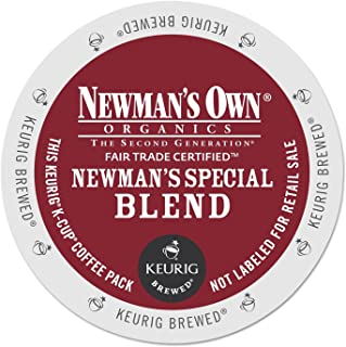 Newman's Own Organics 4050 Newman's Own Special Blend Extra Bold K-Cups, 24/box