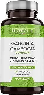 Garcinia Cambogia   Quemagrasas 100% Natural e Inhibidor del