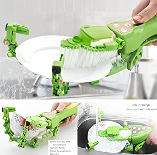 Best handheld automatic dish scrubber Reviews