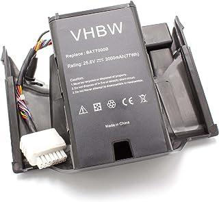 vhbw Batería Compatible con Robomow Premium RC302, RC304, RC304u, RC306, RC308, RC308u, RC312, RC312u (Li-Ion, 3000mAh, 2...