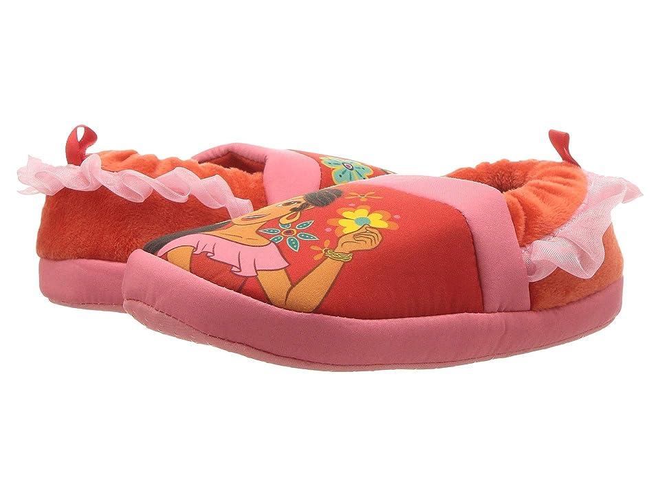 Josmo Kids Elena of Avalor Slipper (Toddler/Little Kid) (Red) Girls Shoes