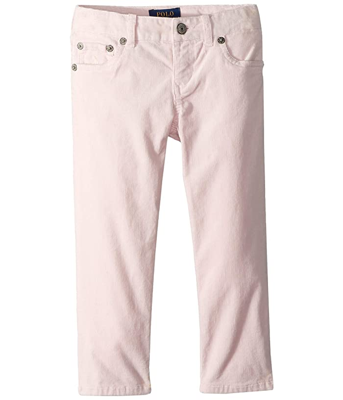 0a1b89c5 Polo Ralph Lauren Kids Corduroy Skinny Pants (Toddler) | 6pm