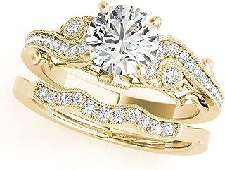 gold texas ring