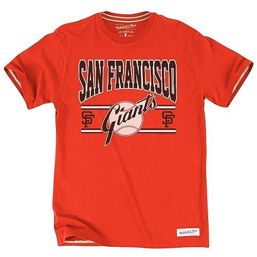 top fashion 8f732 c2880 Sf Giants Men's Shirt: Amazon.com