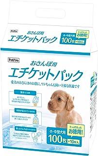 ペットプロ おさんぽ用エチケットパック 110枚入