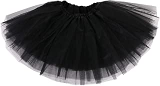 Ksnrang Tutu Falda de Mujer Falda de Tul 50's Short Ballet 3
