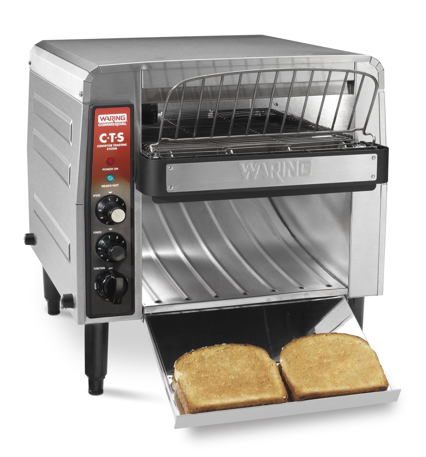Waring Kansas City Mall Commercial CTS1000B Conveyer Toaster Regular discount per ho 1000+ slices