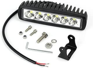 18W Led Work Spot Light Bar Beam Lamp Slim 12V 24V for Car Truck Boat SUV ATV 4WD Offroad