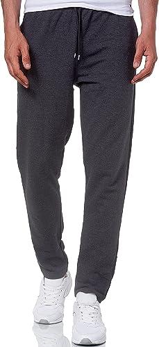 Smith & Solo Pantalon de jogging pour homme – Jogging pour homme – Mode | Coton Garçon Slim Fit Pantalon de loisirs |...