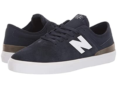 New Balance Numeric 379 (Navy/White 1) Skate Shoes