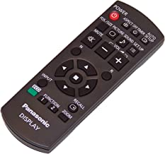 OEM Panasonic Remote Control Originally Shipped with: TH-50PB1U, TH-50PB2, TH-50PB2U, TH-55LF6, TH-55LF60, TH-55LF60U