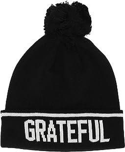Grateful - Vintage Black