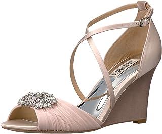 Badgley Mischka Women's Tacey Wedge Sandal