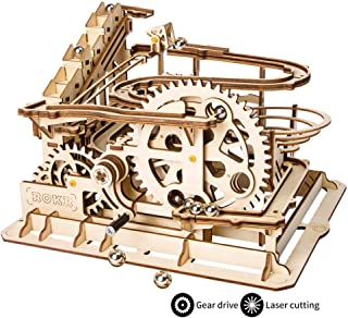 comprar comparacion ROKR Puzzle 3D Madera Maquetas para Montar Modelo mecánico Kit de construcción con Bolas para Adolescentes y Adultos (Wate...