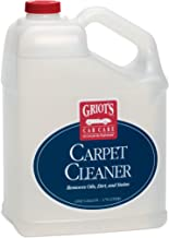 Griot's Garage 11272 Gallon Carpet Cleaner Gallon