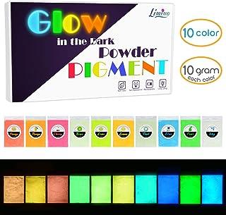 Glow in The Dark Pigment Powder - Epoxy Resin Colour Pigment