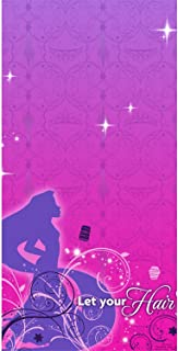 Hallmark Tangled Sparkle Plastic Tablecover (1ct)