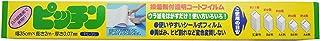 埼玉福祉会 SAIFUKU ピッチン 接着剤付透明コートフイルム 幅35cmX長さ2m・厚さ0.07mm
