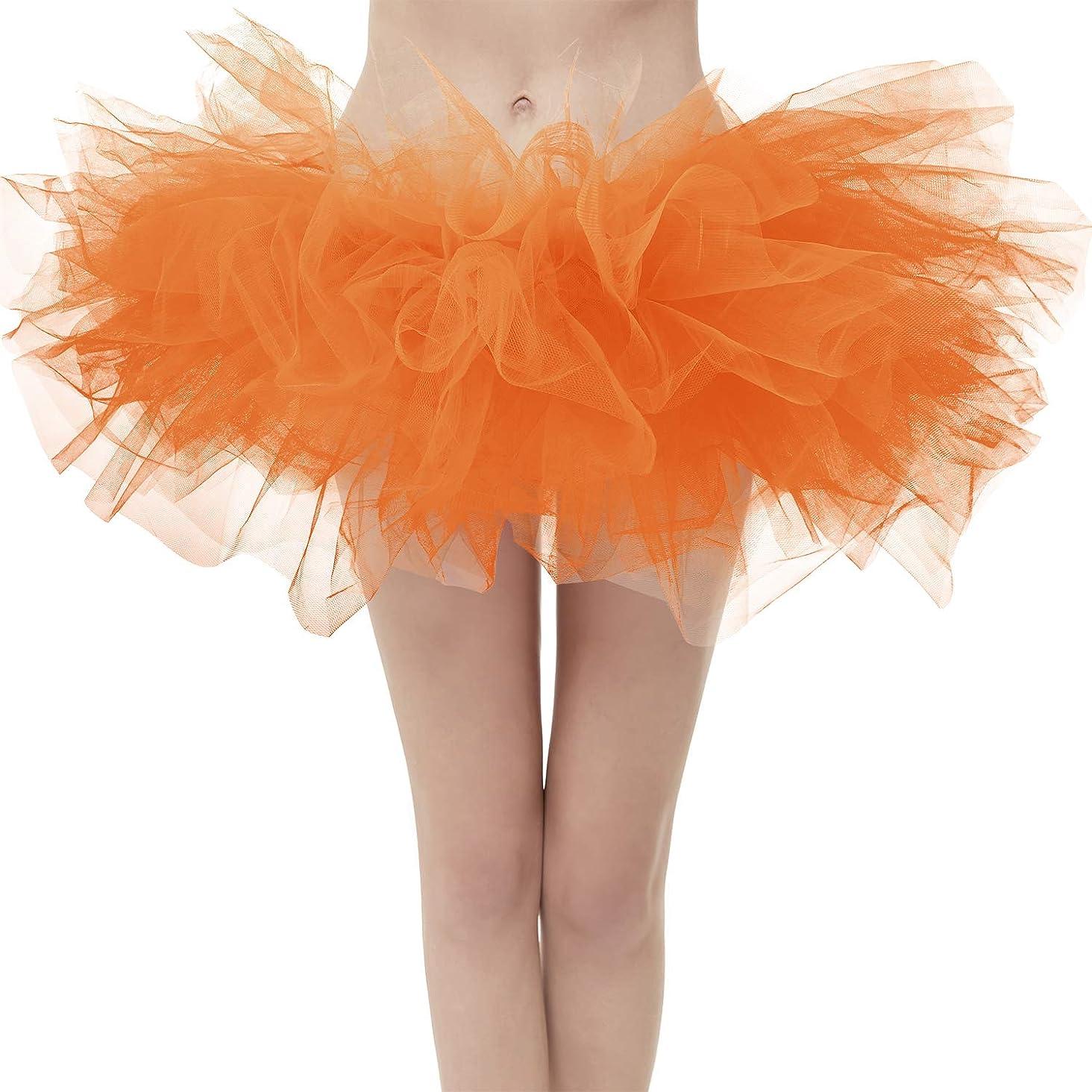 Topdress Layered Tulle Tutu Skirts