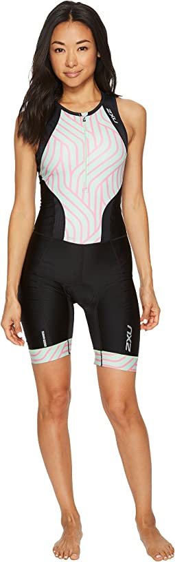 2XU - Perform Front Zip Trisuit