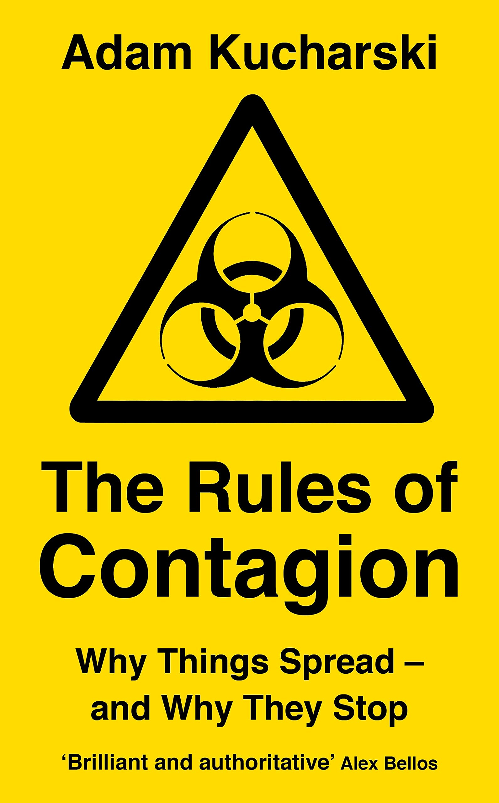 Download The Rules Of Contagion: Why Things Spread - And Why They Stop 